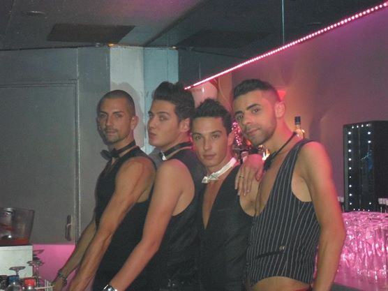 Discothèque gay de Nantes