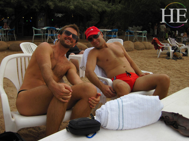 Eilat destination gay