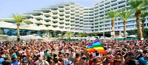 Gay Pride d'Eilat