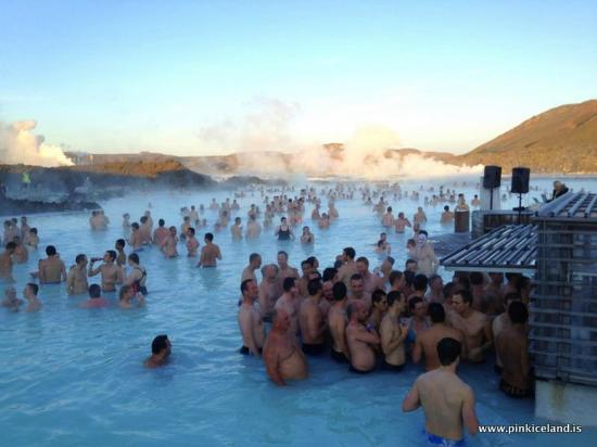 Gay Islande Blue Lagoon