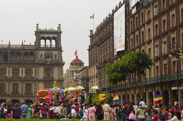 Gay Mexico City