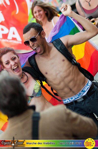 Gay Pride de Strasbourg FestiGays