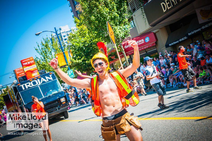 Gay Pride Vancouver