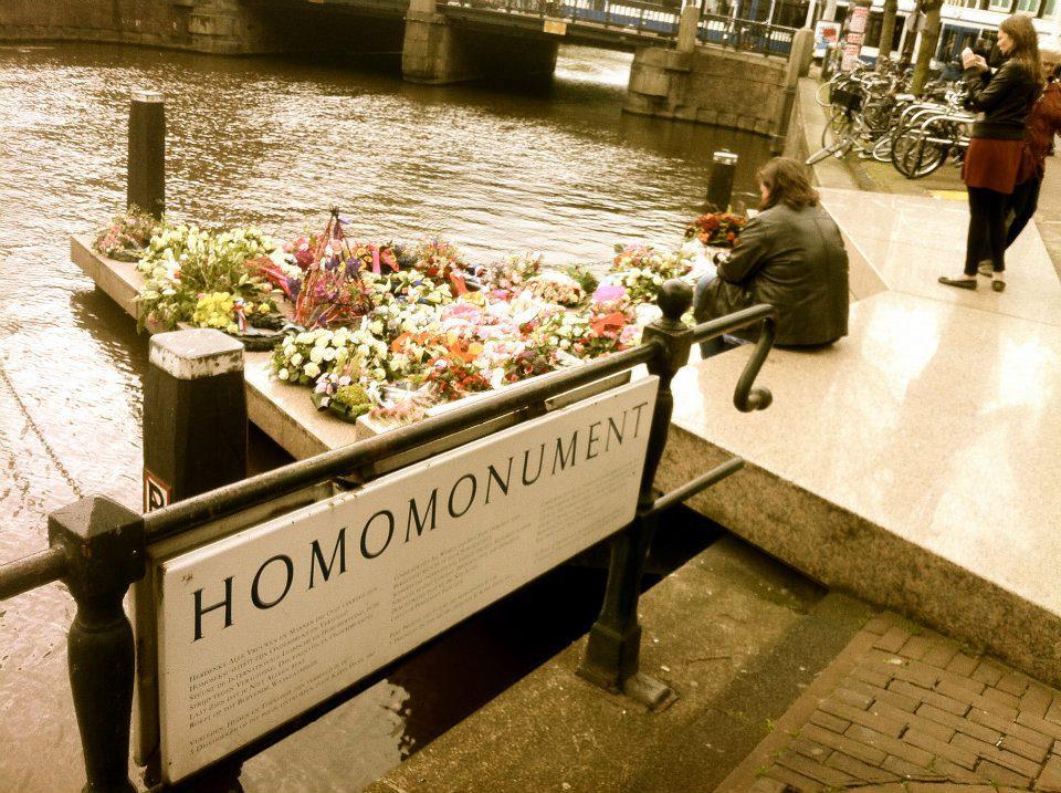 Homomonument d'Amsterdam