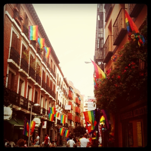 Madrid gay friendly