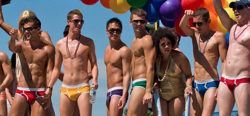 Club des gays du monde