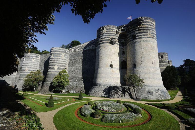 Château d'Angers et Tenture de l'Apocalypse