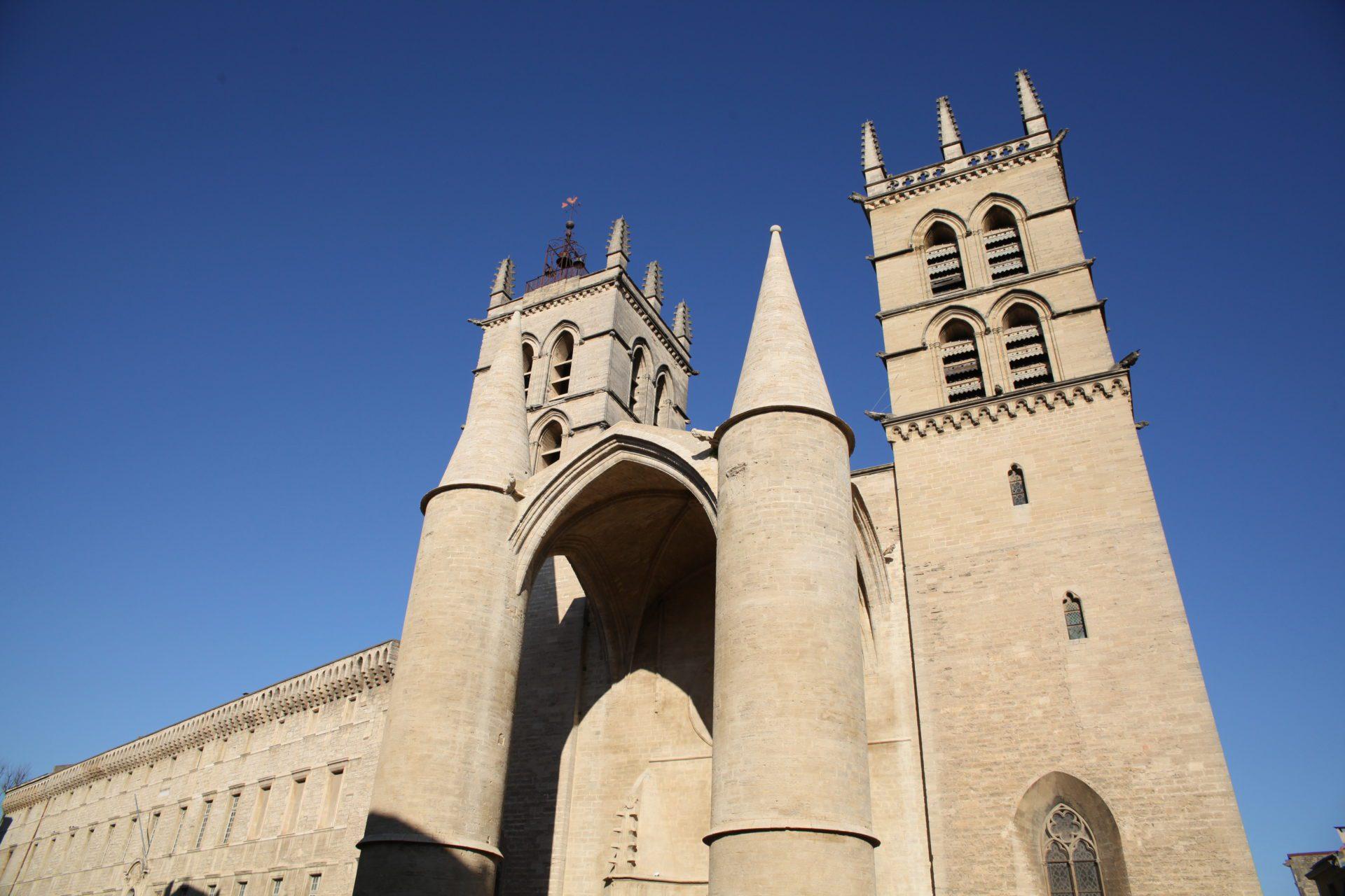 Quoi faire montpellier attraits touristique - Cathedrale saint pierre de montpellier ...