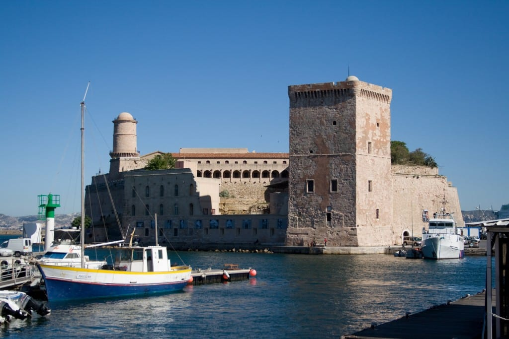 Fort Saint-Jean de Marseille