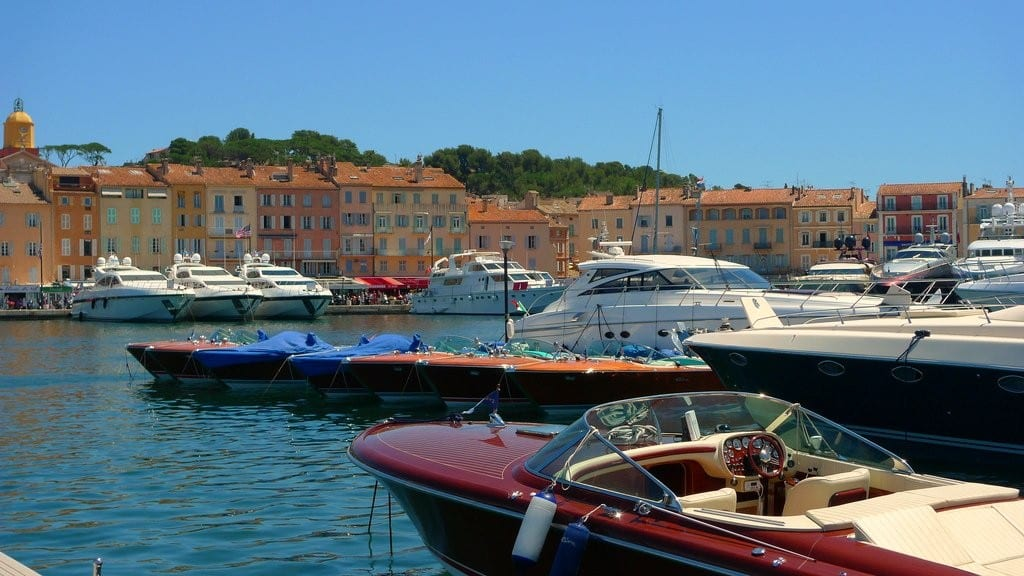 Guide gay de Saint-Tropez