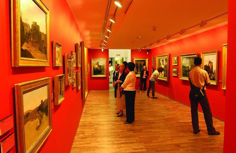 Musée des beaux arts d'Angers