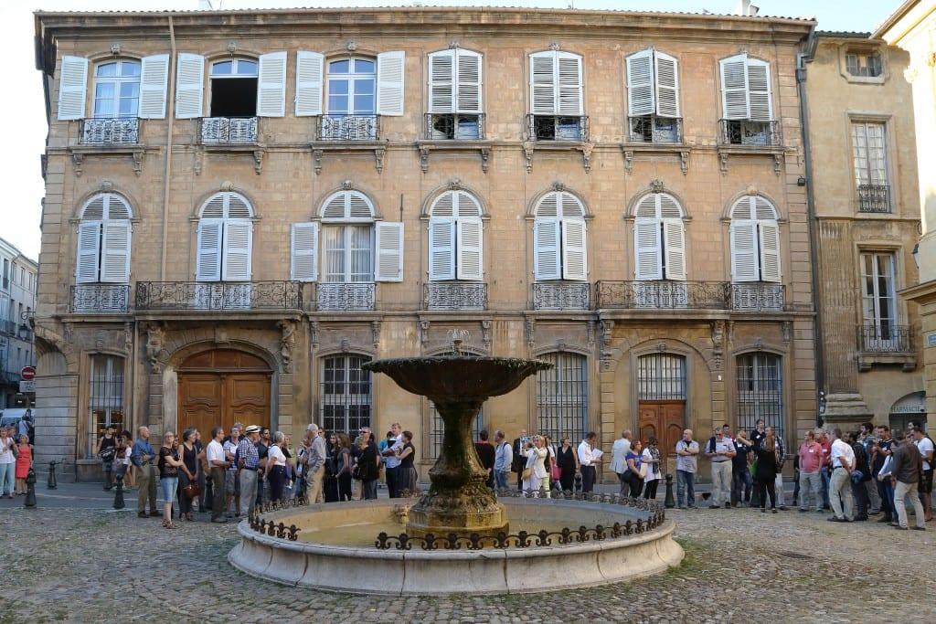 Vacance gay à Aix-en-Provence