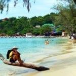 Sihanoukville au Cambodge – choix entre plongée et farniente