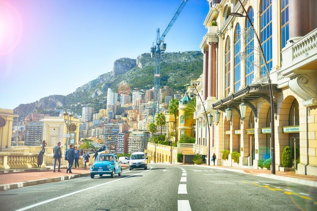 Les casinos de Monte-Carlo, Monaco