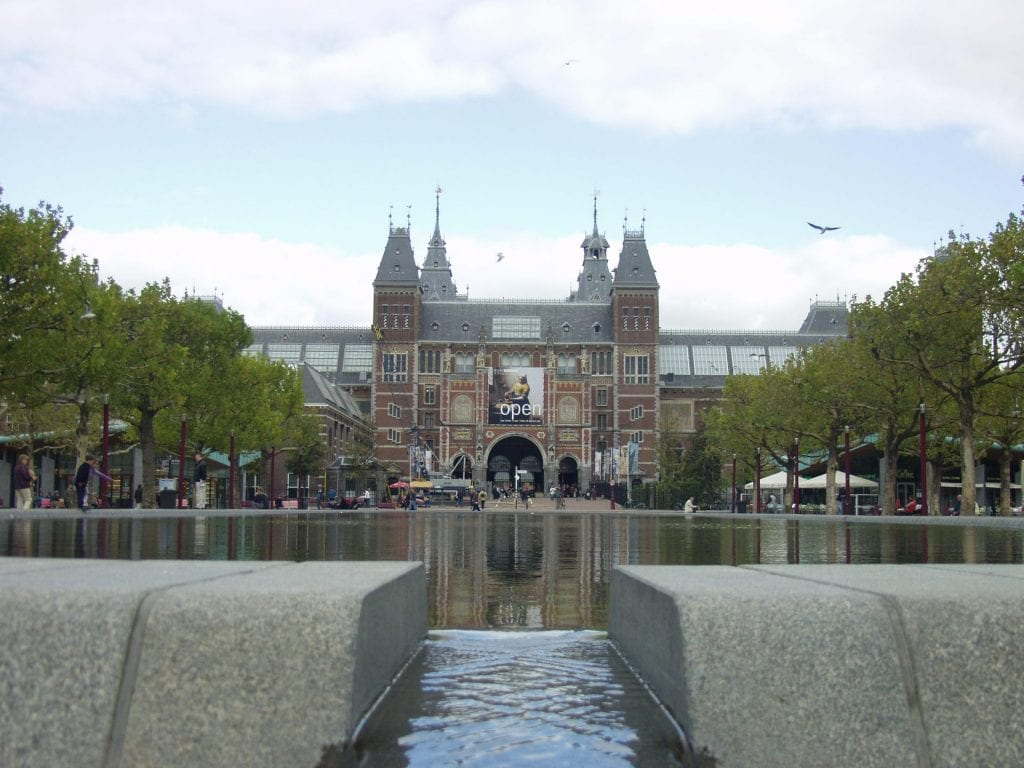 Vondelpark d'Amsterdam