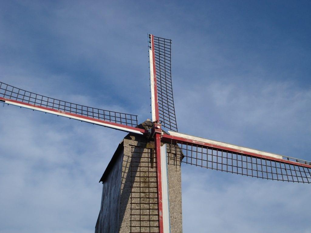 Moulins à vent de Bruges