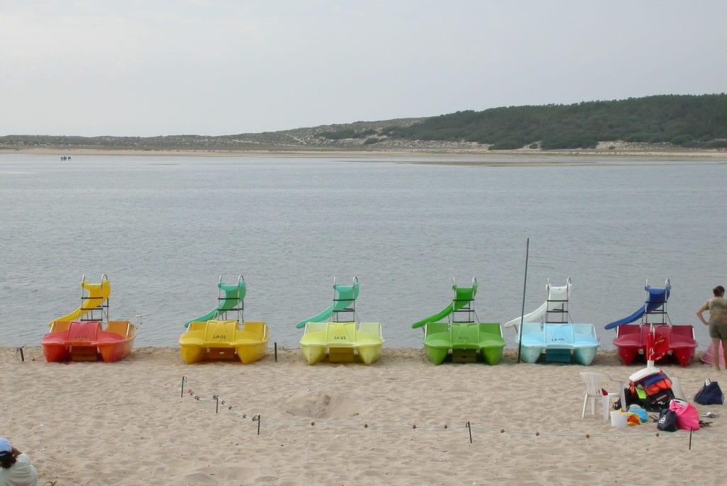 Plage de Meco Beach au Portugal