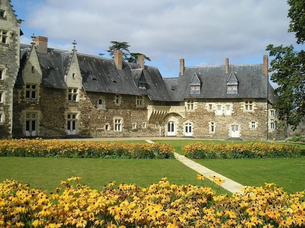Château de Plessis-Mace