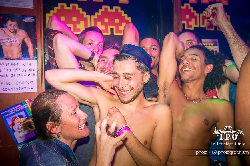 Bar gay de Lille