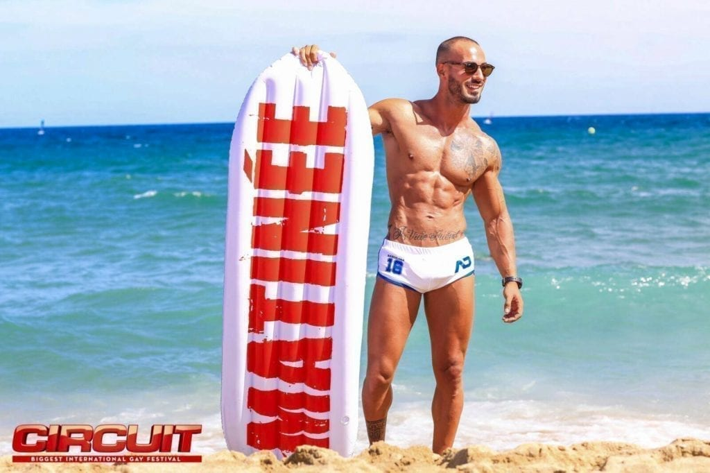 Plages gays Barcelone