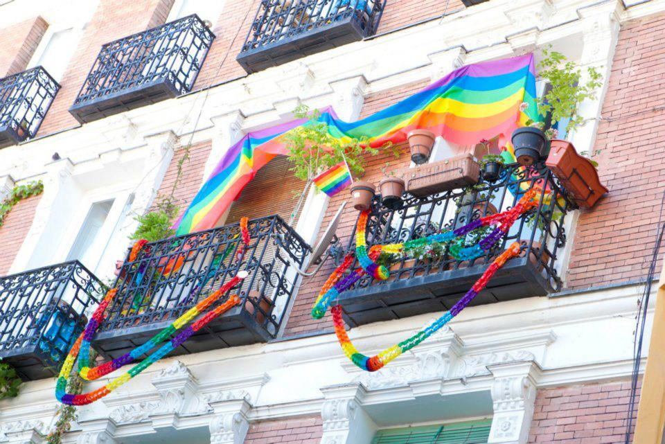Événements de la Gay Pride de Madrid