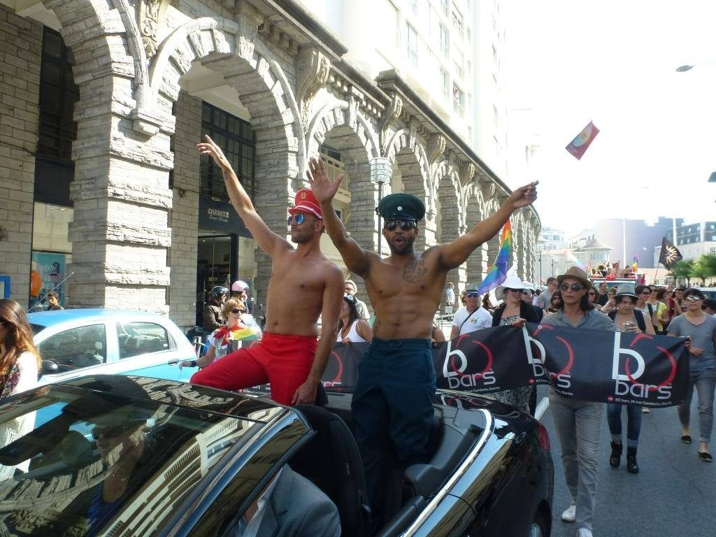 Gay Pride de Biarritz