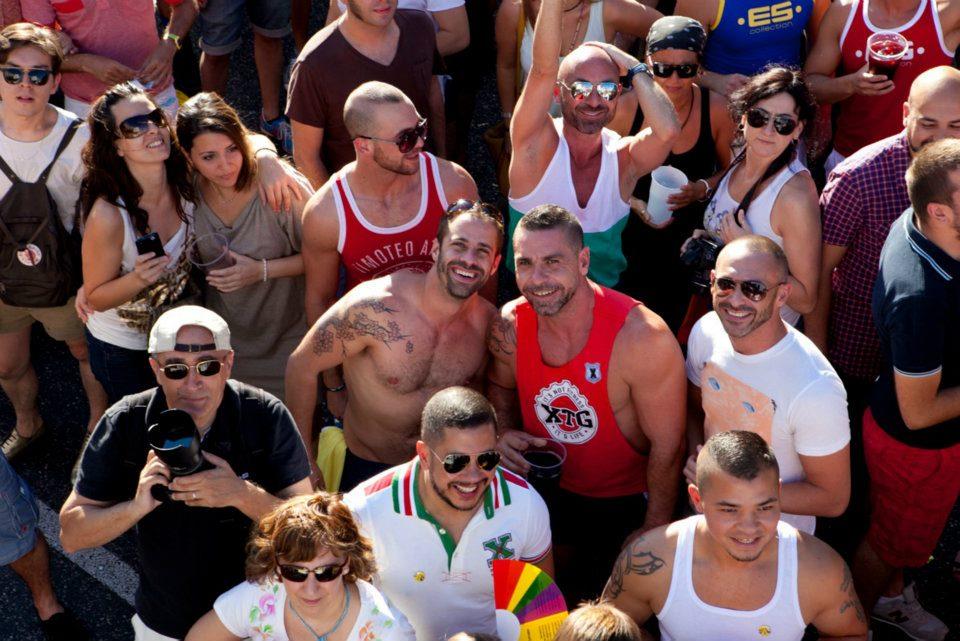 Gay Pride d'Espagne