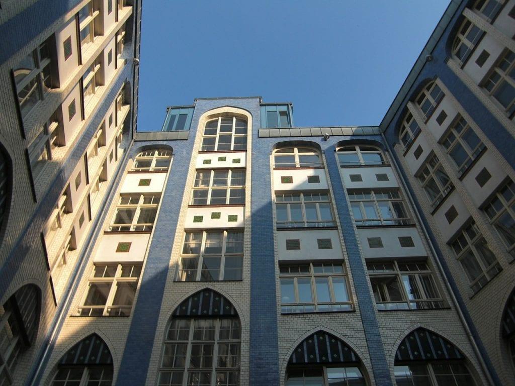 Hackesche Höfe de Berlin