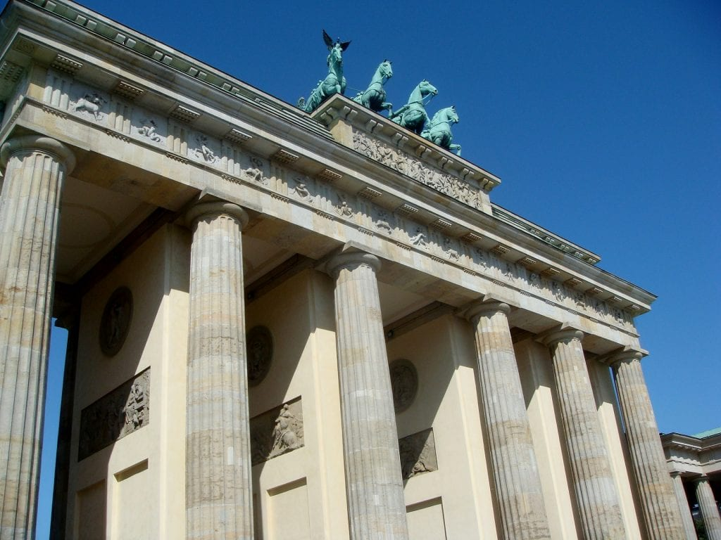 Brandenburger Tor de Berlin