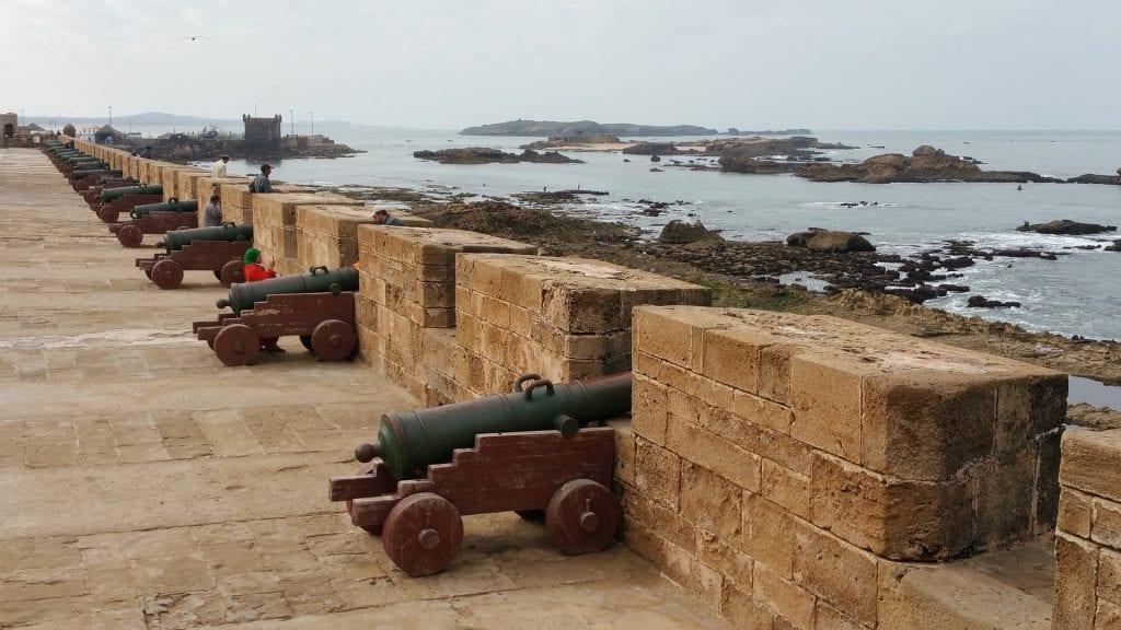 Rempartd Essaouira