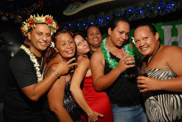 Vie nocturne gay de Tahiti