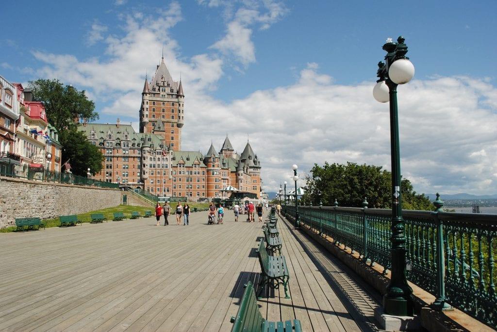 Découvrir le Vieux-Québec