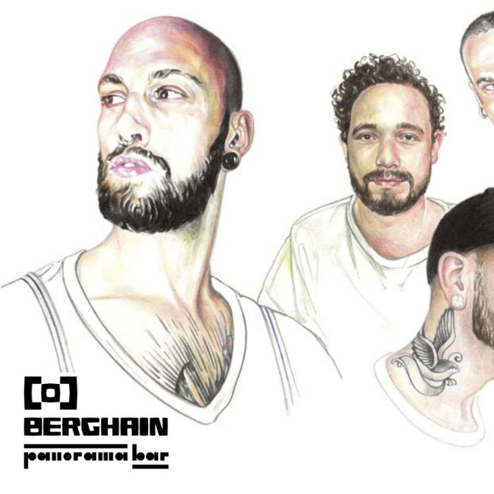 Berghain bar gay de Berlin