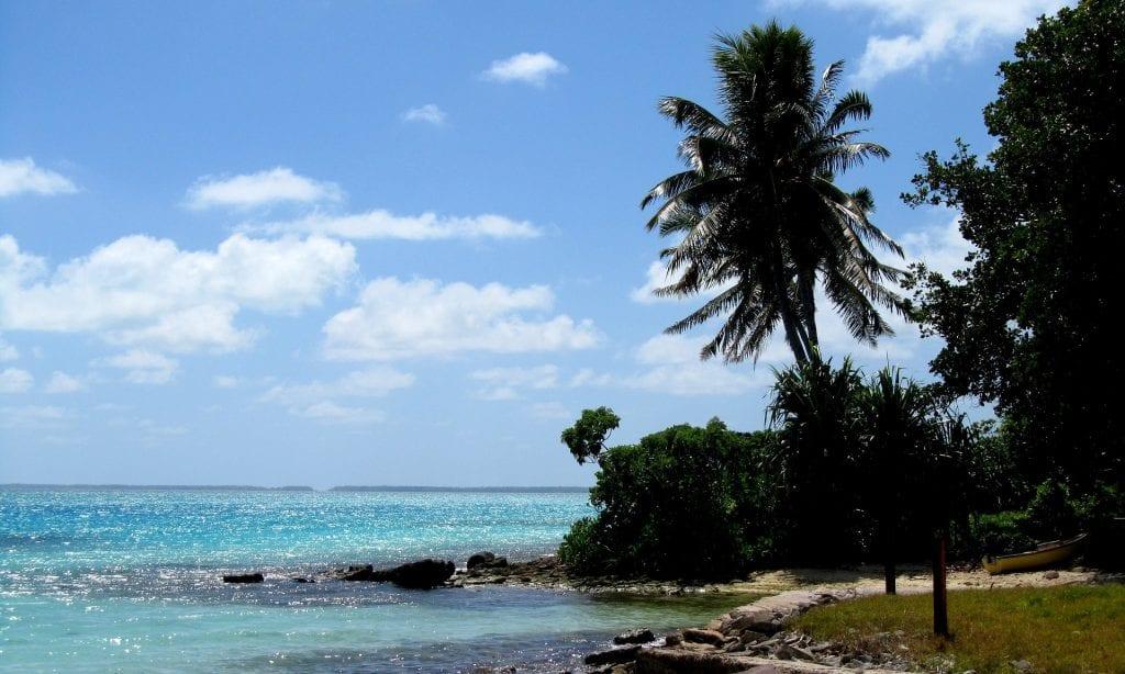 Destination homophobe de Kiribati