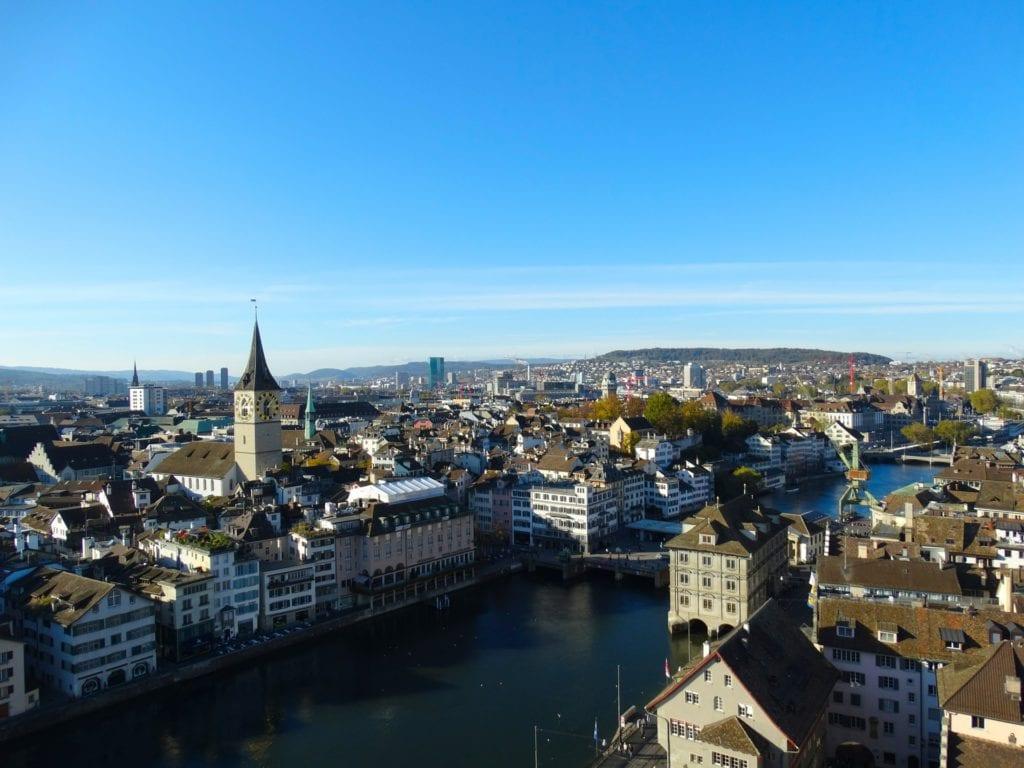Guide gay de Zurich