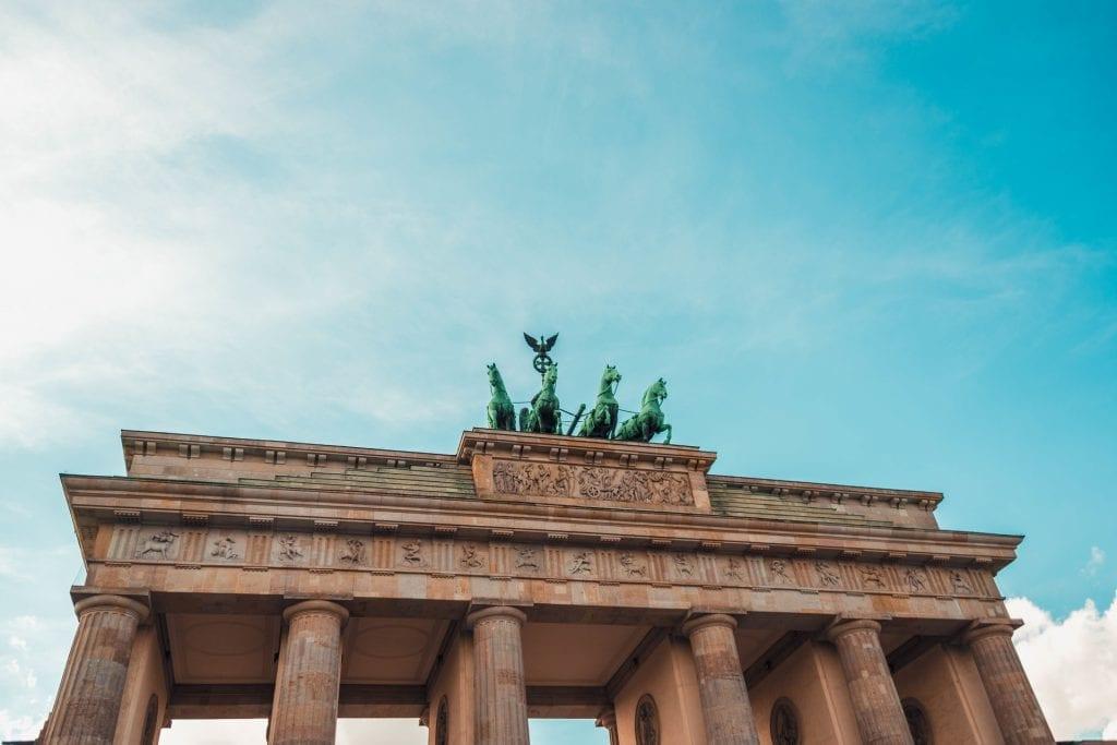 Monuments de la ville de Berlin