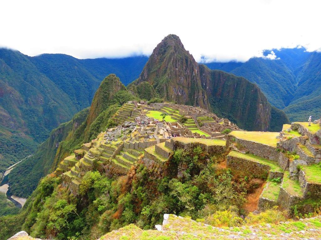 Ticket d'accès au Machu Picchu