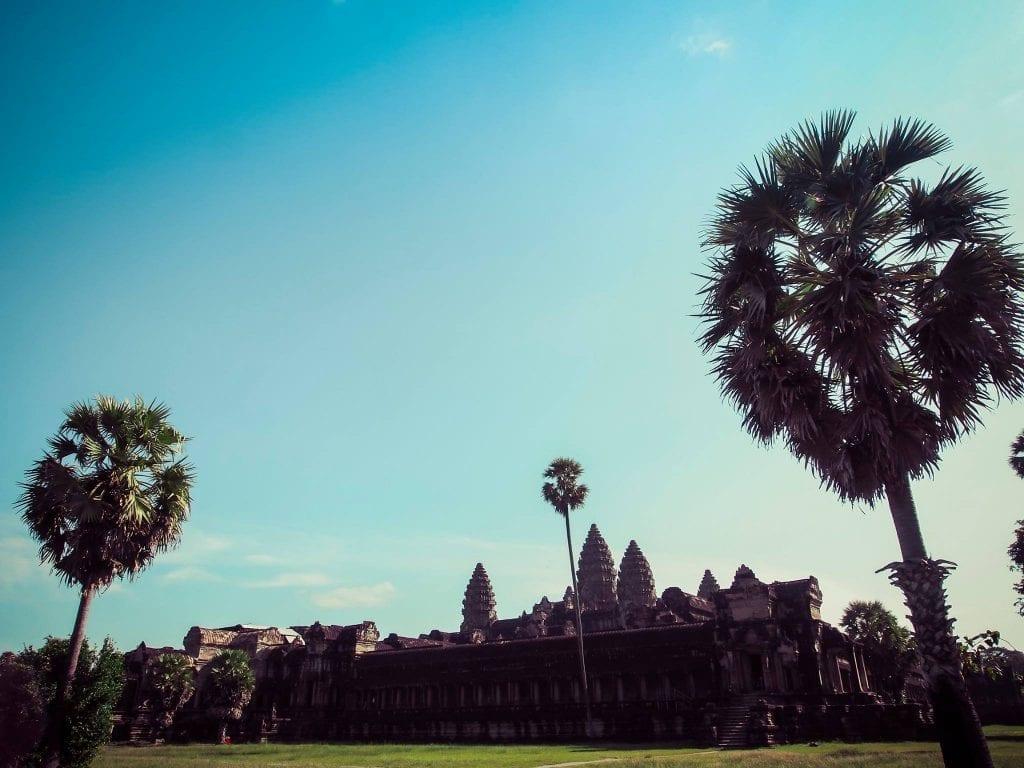 Tout sur les temples d'Angkor Vat