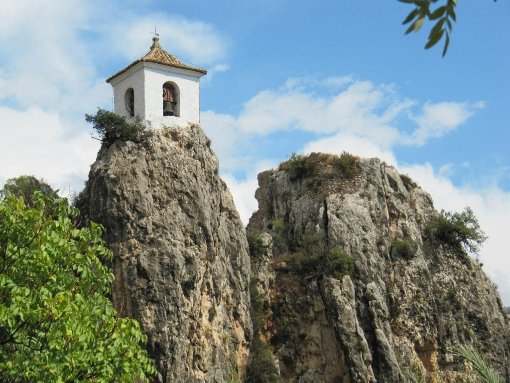 Destination gay de Guadalest