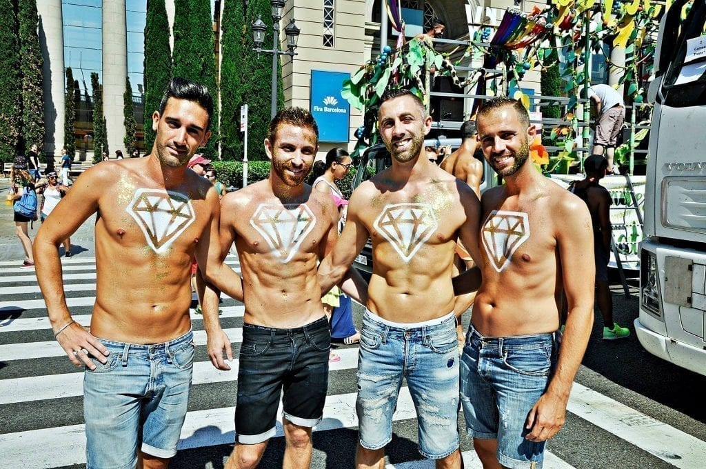 Gay Pride de Barcelone