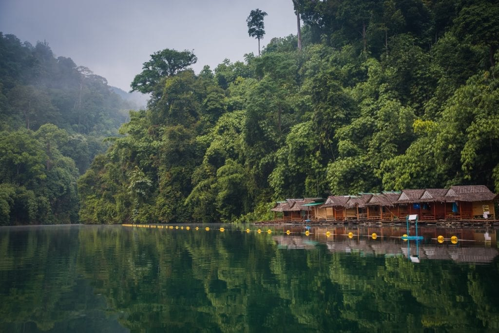Destination de Khao Sok