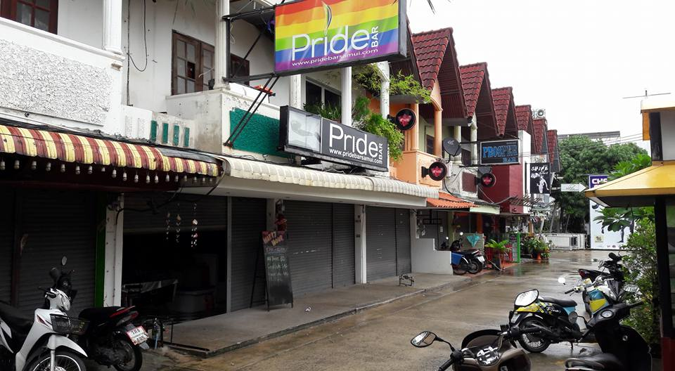 Rencontre gay koh samui