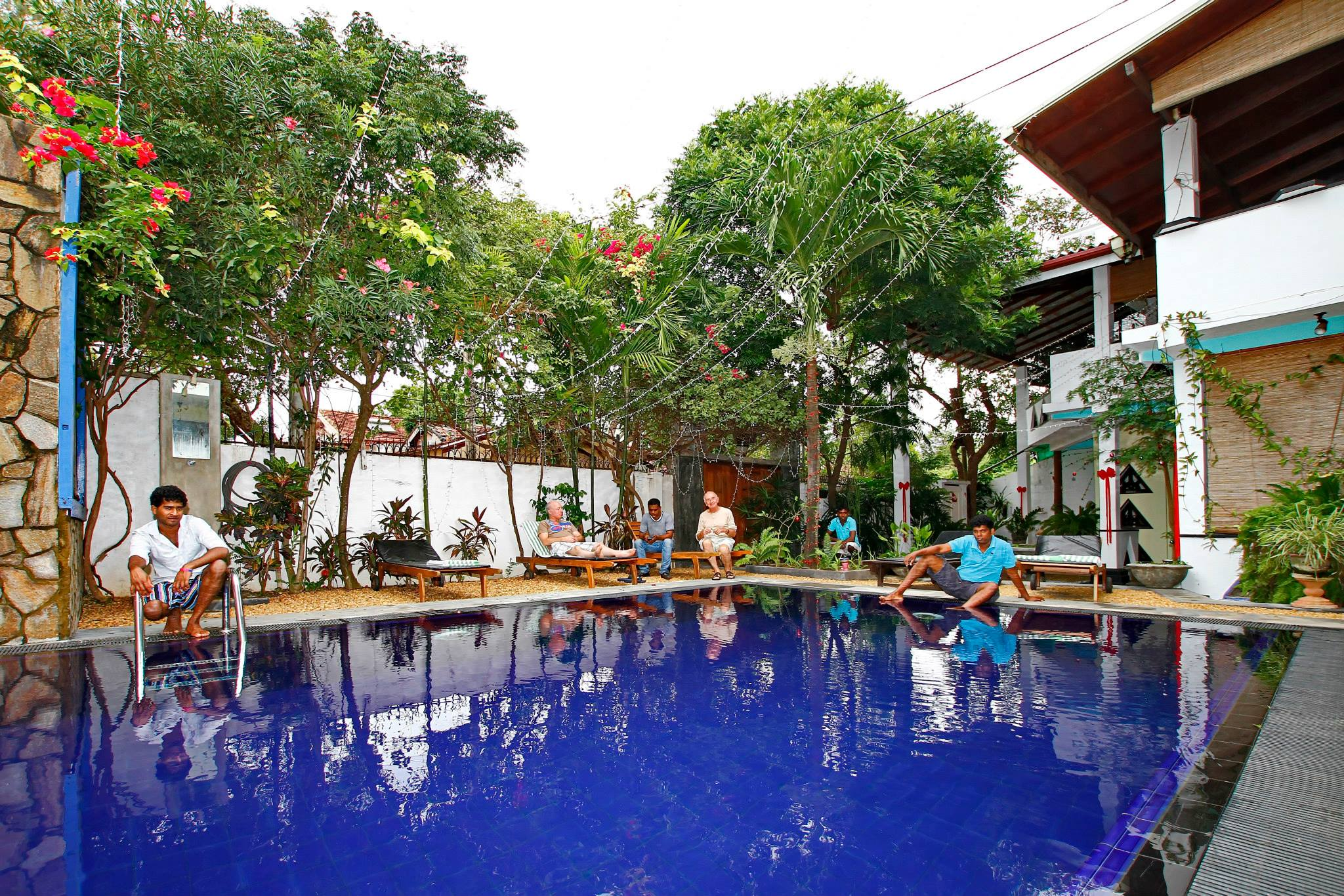 Hotel gay de Negombo