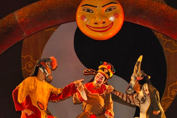 Vietnam National Tuong Theatre