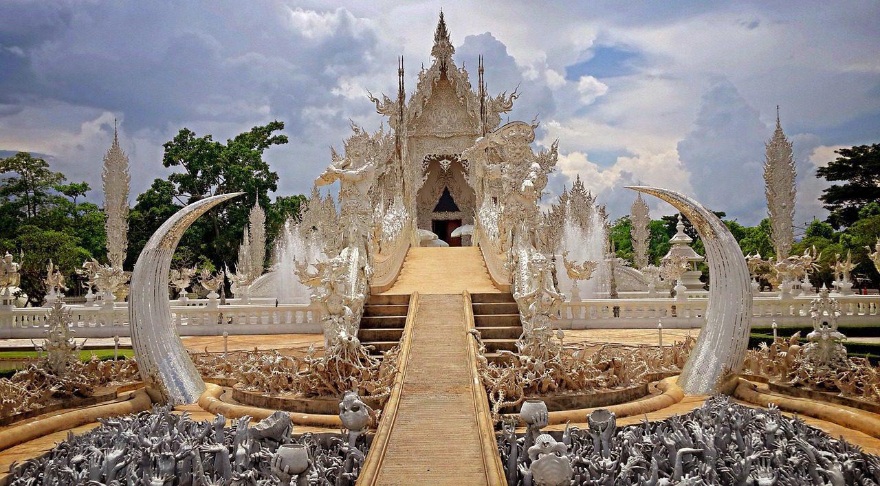 Les attraits touristiques les plus sinistres à travers le monde