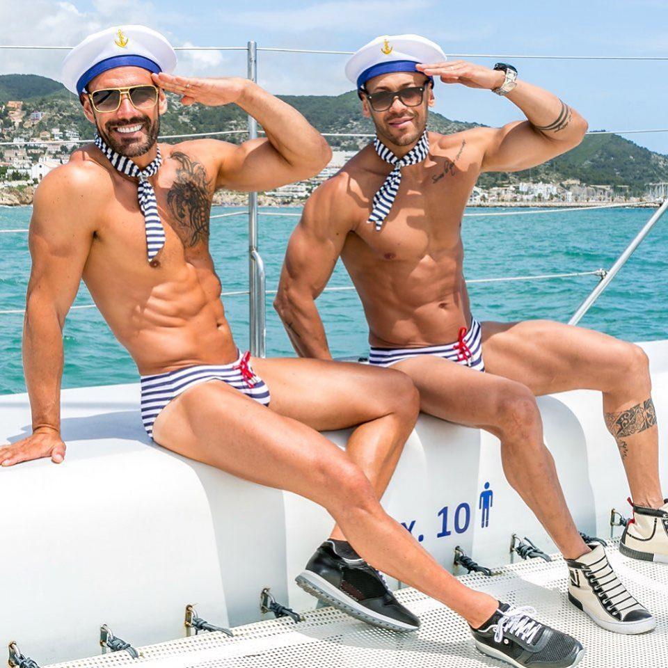 5 meilleures plages gay en Europe pour montrer vos speedos