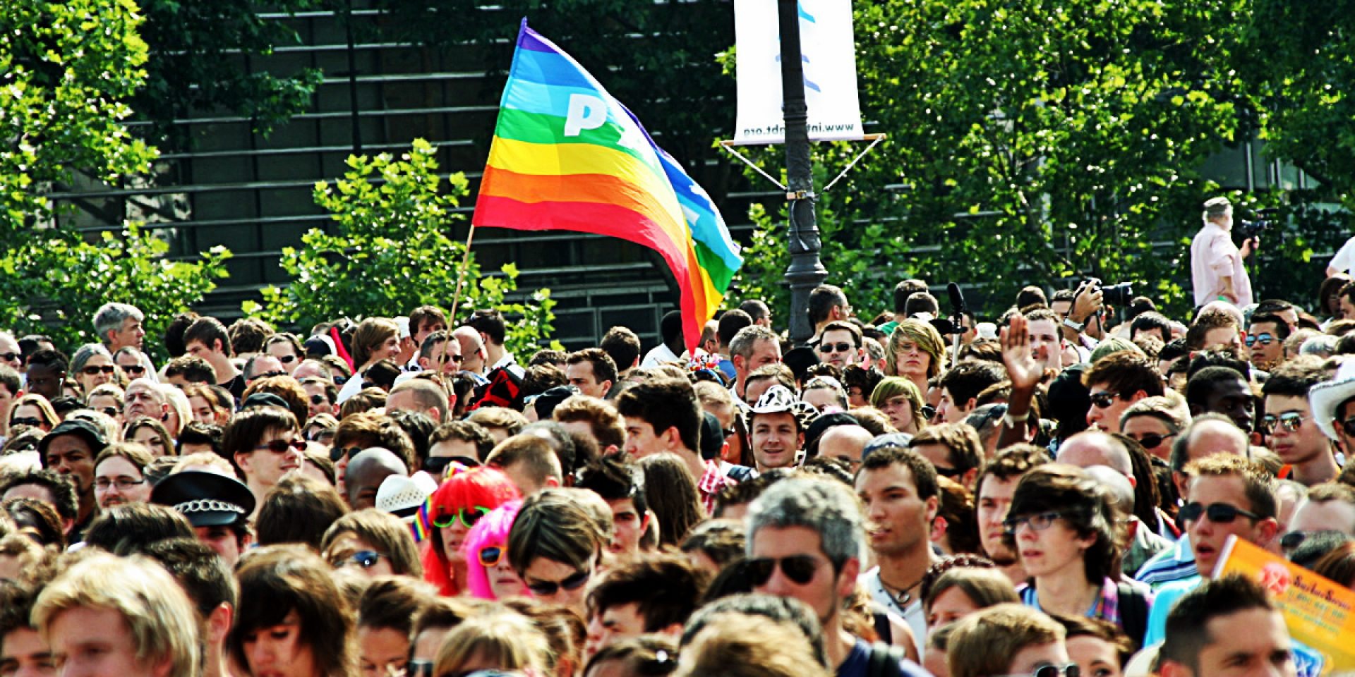 Gay Pride de Paris