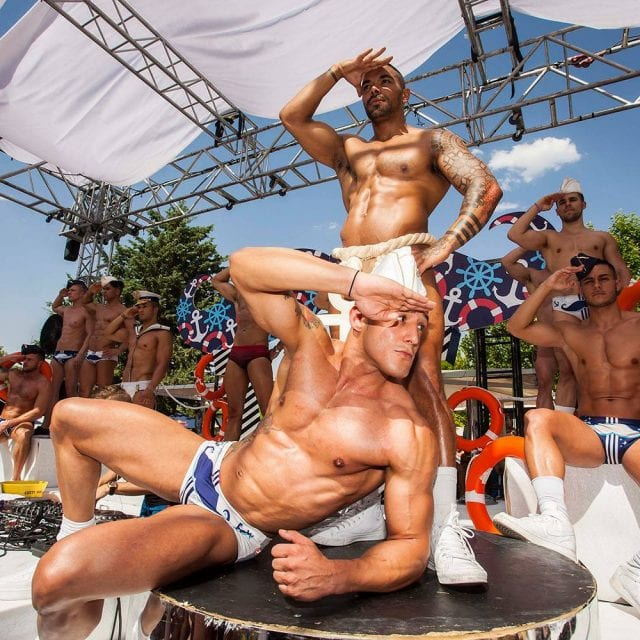 3 partys internationaux gay friendly à faire pour le Nouvel An