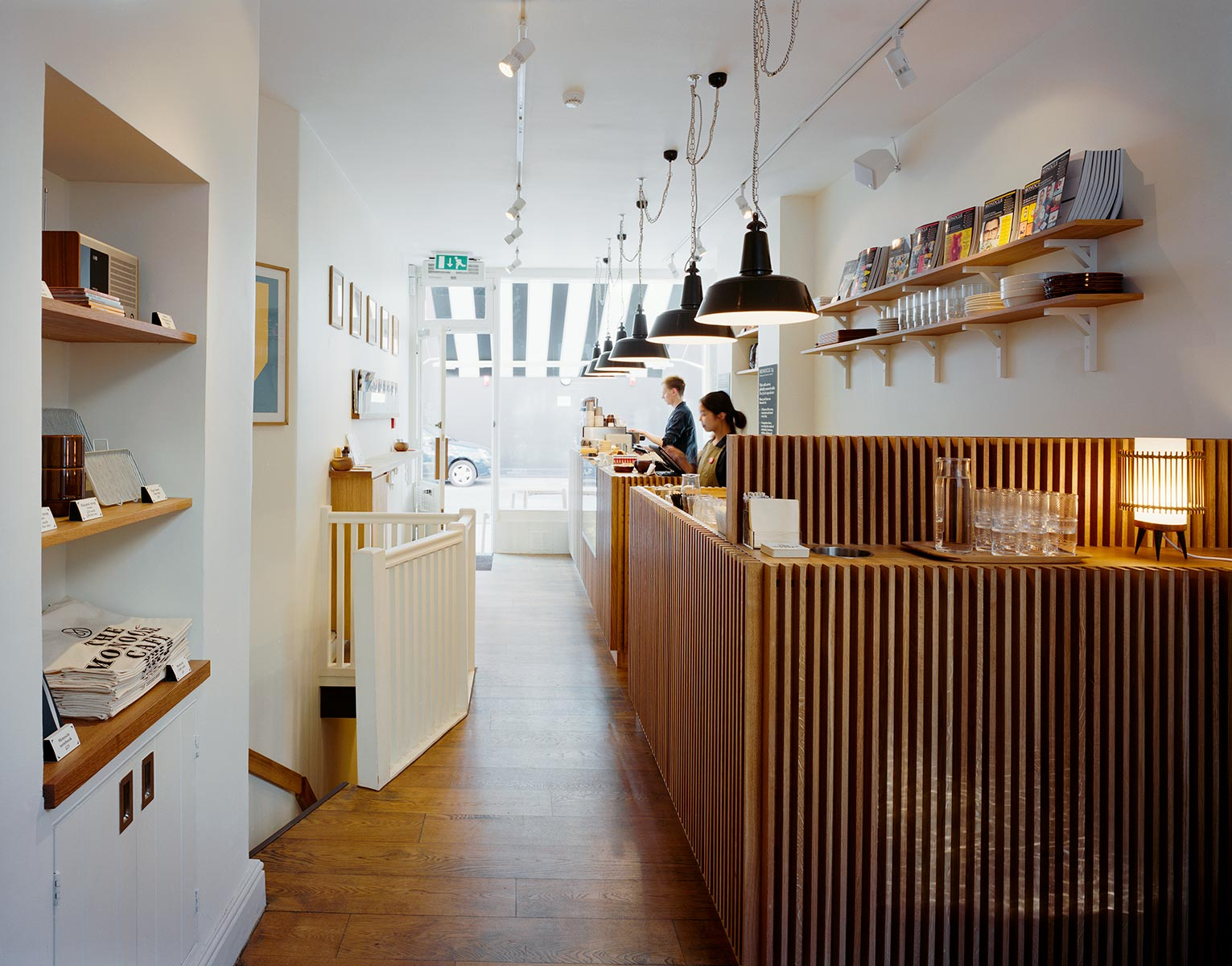 Monocle Cafe Londres