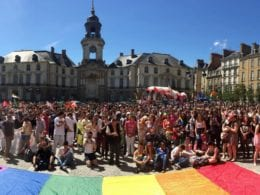 Rennes ville gay friendly de la Bretagne
